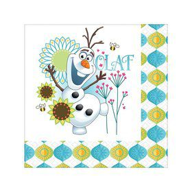 Frozen Fever Luncheon Napkins (16 Pack)