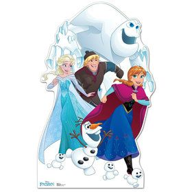 Frozen Group Stand Up
