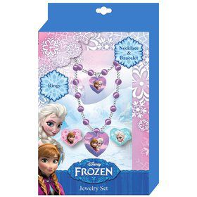 Frozen Jewelry Set (4 pc. Set)