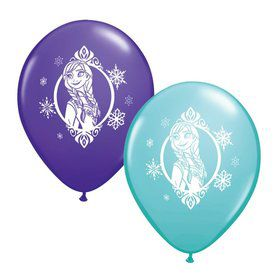 "Frozen Latex 12"" Balloons (5 Pack)"