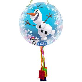 Frozen Olaf Pull String Pinata