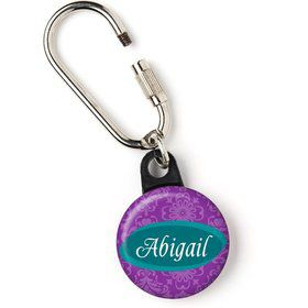 "Frozen Personalized 1"" Carabiner (Each)"