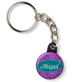 "Frozen Personalized 1"" Mini Key Chain (Each)"