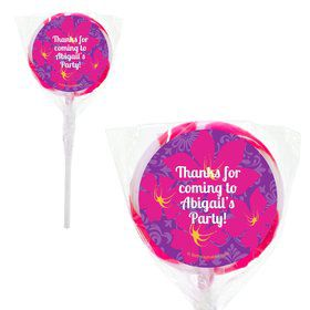"Frozen Personalized 2"" Lollipops (20 Pack)"