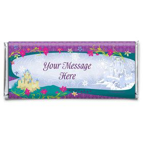 Frozen Personalized Candy Bar Wrapper (Each)
