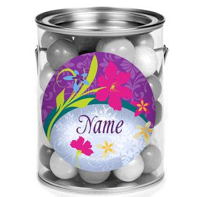 Frozen Personalized Mini Paint Cans (12 Count)