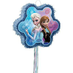Frozen Shape Pull Pinata (Each)