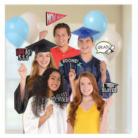Funny Grad Photo Props
