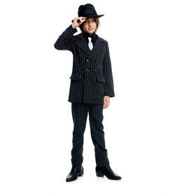 Gangster Suit Boy's Child Costume