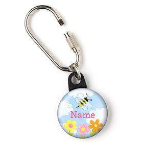 "Garden Personalized 1"" Carabiner (Each)"