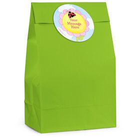 Garden Personalized Favor Bag (12 Pack)