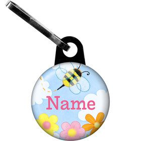 Garden Personalized Zipper Pull (Each)