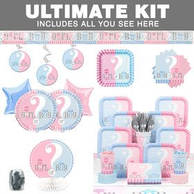 Gender Reveal Ultimate Kit (Serves 20)