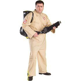 Ghostbusters Adult Plus Costume