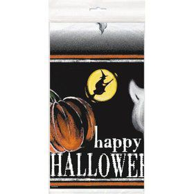 Ghostly Halloween Table Cover (Each)