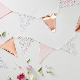 Ginger Ray Ditsy Floral Bunting