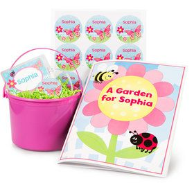 Girls Easter Personalized Kit (Each)