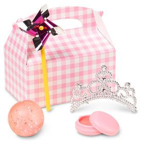 Girls Favor Box (4-Pack)