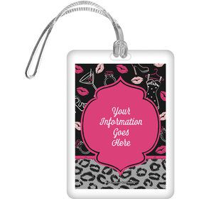 Girl's Night Out Personalized Bag Tag (Each)