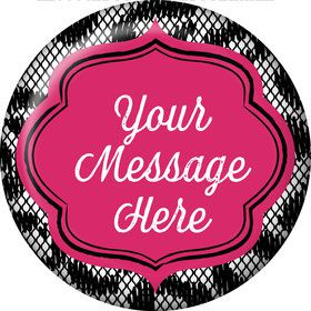 Girl's Night Out Personalized Magnet (Each)