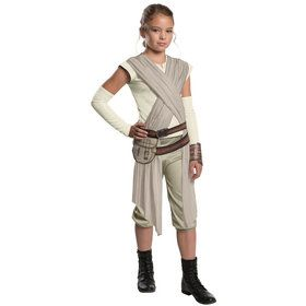 GirlsStar Wars Episode VII: The Force Awakens - Rey Deluxe Costume