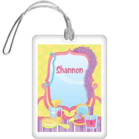 Glamorous Party Personalized Bag Tag (each)