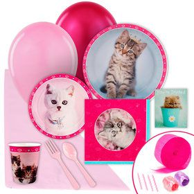 Glamour Cats Value Party Pack by Rachael Hale