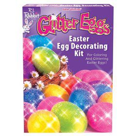 Glitter Eggs Easter Egg Decorating Kit (Each)
