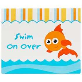 Goldfish Invitations