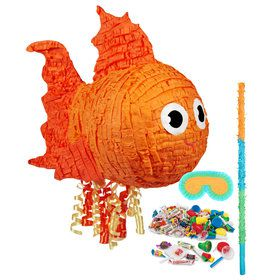 Goldfish Pinata Kit