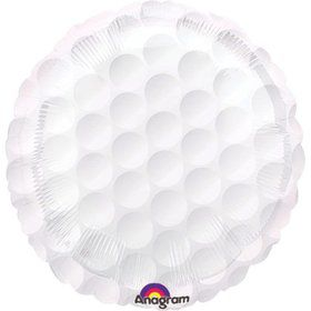 "Golf Ball 18"" Balloon (Each)"