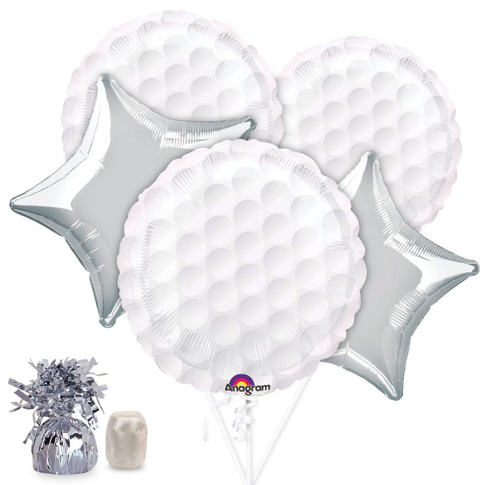 Golf Balloon Bouquet (Each) BBBK123