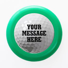 Golf Personalized Mini Discs (Set of 12)