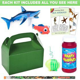 Gone Fishin Deluxe Favor Kit