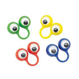 Googly-Eye Ring Favors (Each)