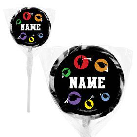 "Grad Party Personalized 2"" Lollipops (20 Pack)"