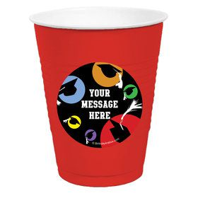Grad Party Personalized Party Cups