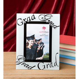 Graduation 4x6 Picture Frame (Each)