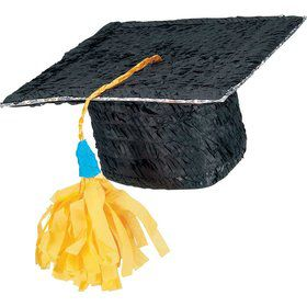 Graduation Cap Pinata (Each)