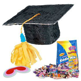Graduation Cap Pinata Kit (Each)