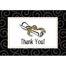 Graduation Day Thank You Notes (50 Pack)