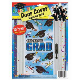 "Graduation Door Cover - 30""X60"