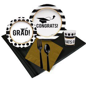 Graduation Party Pack for 24