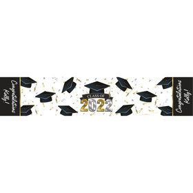 Graduation Personalized Table Runner