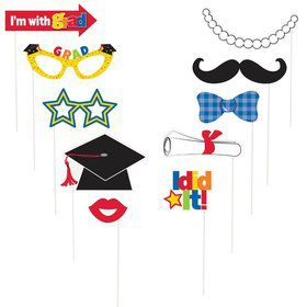 Graduation Photo Booth Props Kit (Each)