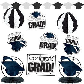 Graduation White Decorating Kit (Each)