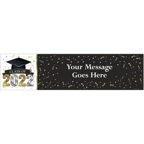 Graduation Year Personalized Banner (Each)