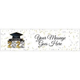 Graduation Year Personalized Bubbles (18 Pack)