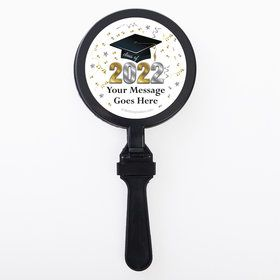 Graduation Year Personalized Clappers (Set of 12)