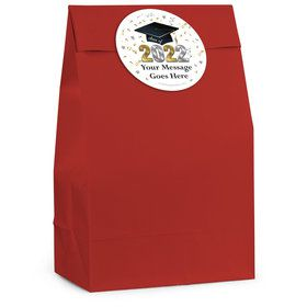 Graduation Year Personalized Favor Bag (12 Pack)